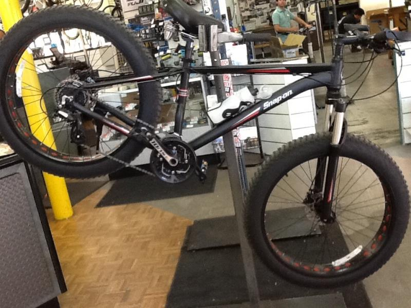Fat Bike For Sale >> Snap On Fat Tire For Sale 6037 Bicyclebluebook Com